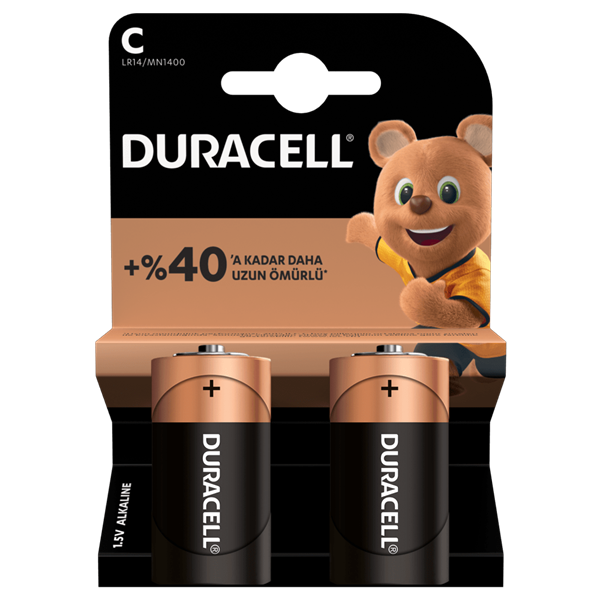 DURACELL ORTA PİL
